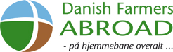 Danish Farmers Abroad logo
